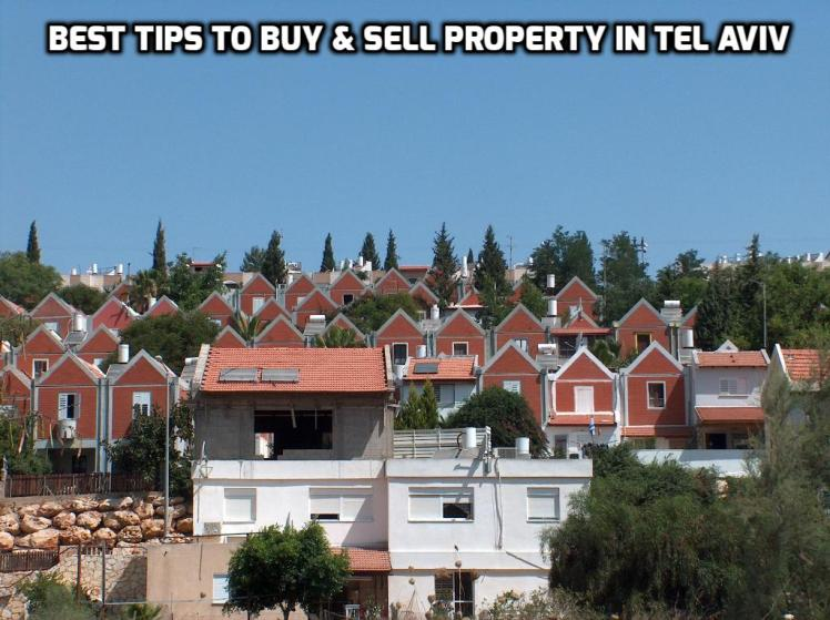 sell & buy property in tel aviv